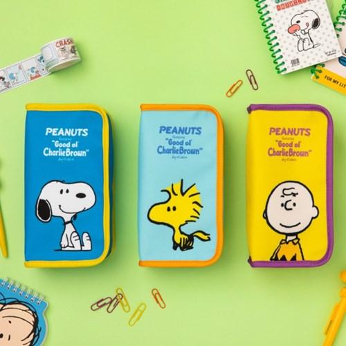 [Peanuts] 피너츠 친구들 필통 3종