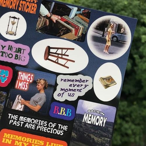 Memory Sticker