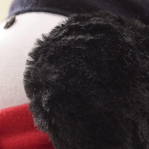 뽀송이 귀마개(블랙)