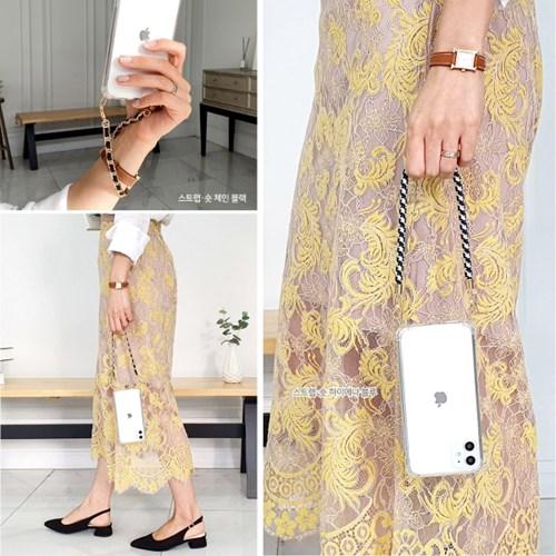 핸드폰 손목 스트랩 휴대폰케이스 아이폰/LG