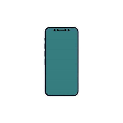 스킨즈 아이폰12미니 우레탄 풀커버 액정 필름 2매_(901232206)