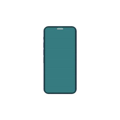 스킨즈 아이폰12미니 4D 풀커버 강화유리 필름 1매_(901233305)