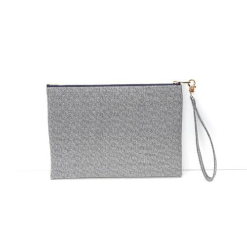 헤이플 누보 클러치백 nebo clutch bag C3-BLUE