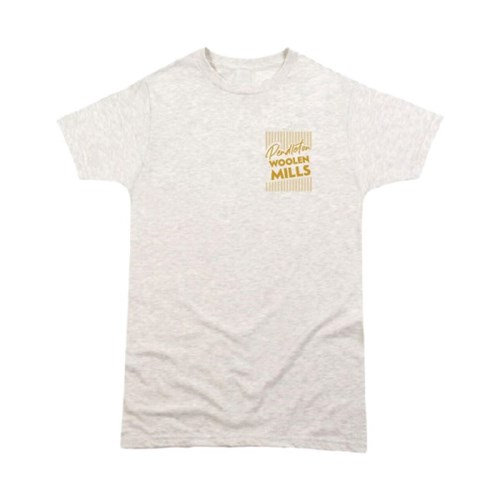 [펜들턴] 듀드 베어 반팔 티셔츠 오트밀