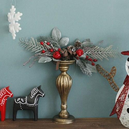 애플베리 솔방울 크리스마스 가랜드 2colors_(2086762)