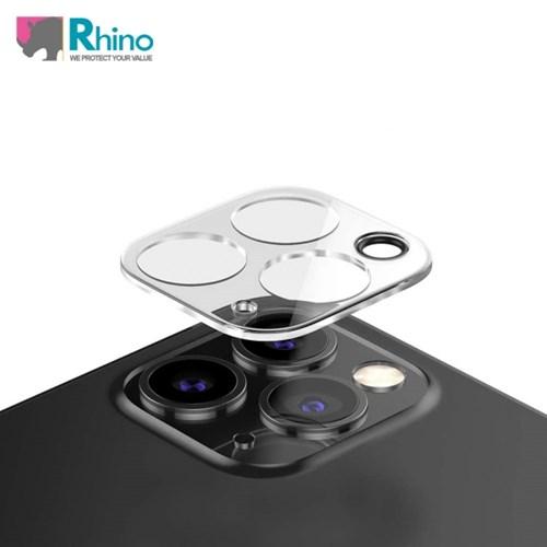 라이노 (아이폰12 / 미니 / 프로 / 맥스) 카메라 강화유리 (2매입)