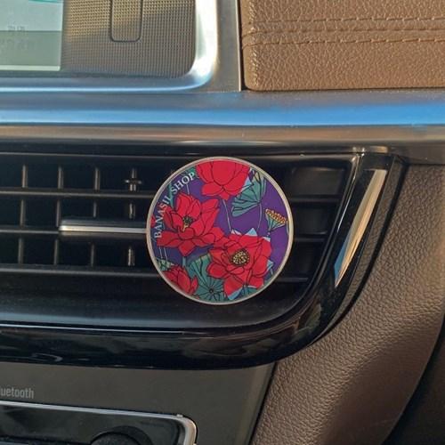 [차량용방향제] 연꽃