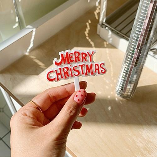 Merry Letter Pick 메리레터픽(3개)