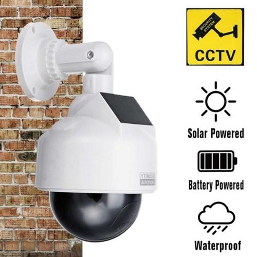 볼타입 태양광 모형 더미 CCTV 감시카메라 방범 보안