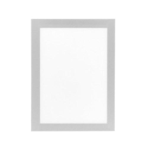 A5 초간단 자석프레임 광고 알림판(18x24cm) (실버)