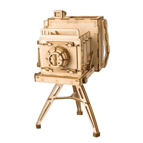 TG403 빈티지 카메라 D.I.Y wooden [영문판]