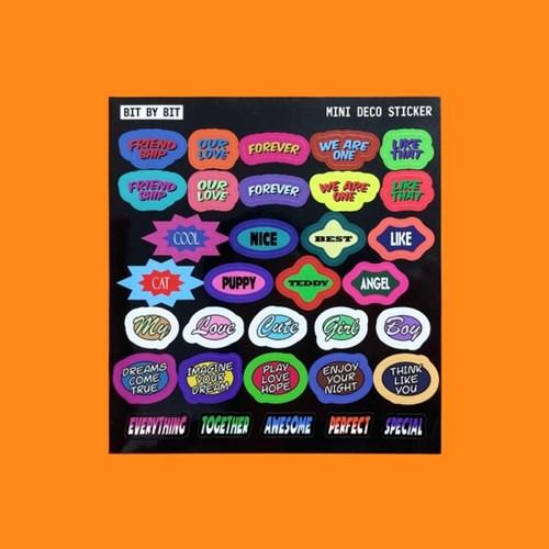 Mini Deco Sticker