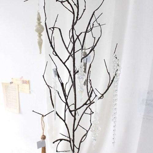 빈티지 겨울나무