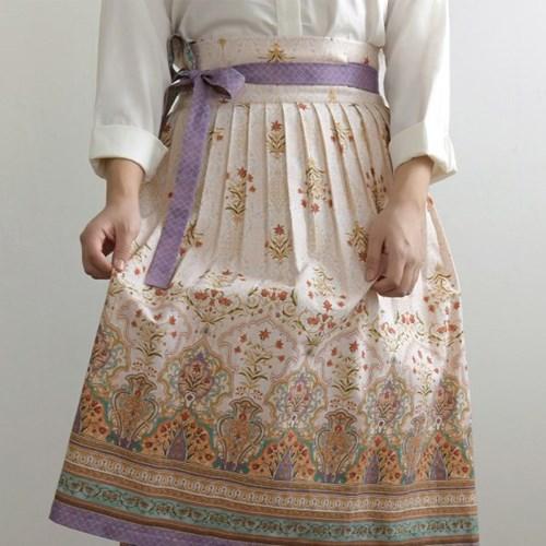 [Fabric] 마이소르 궁전 린넨 Mysore palace Linen