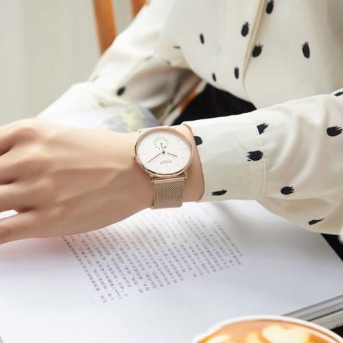 [쥴리어스스타 본사정품] JS-043 여성시계/손목시계/메쉬밴드