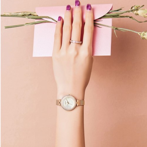 [쥴리어스스타 본사정품] JS-041 여성시계/손목시계/메쉬밴드