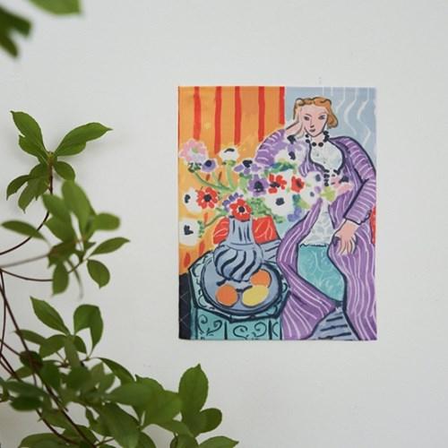 앙리 마티스 미니 포스터 / 패브릭 포스터 (GM 621001_5종세트)