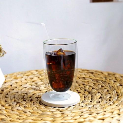인블룸 규조토 컵받침 코스터 4P_(3080327)