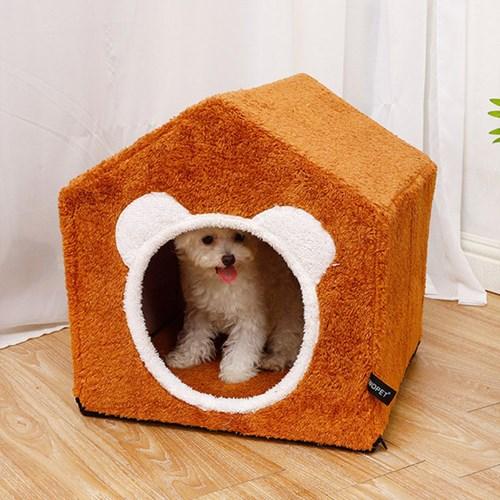 파베르 강아지 고양이 집 애견 방석 쿠션