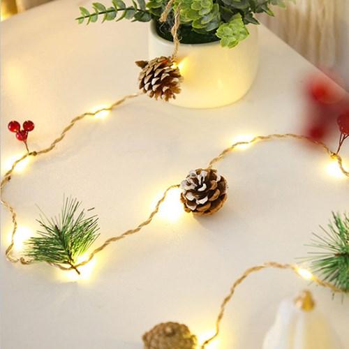 캠핑크리스마스 LED조명 감성전구 라이트 트리
