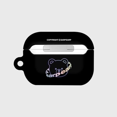 Twinkle gem bear-black(Hard air pods pro)_(1724641)