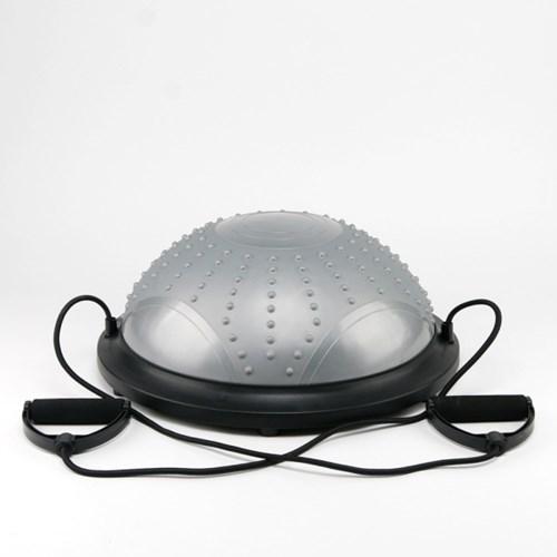 고탄력 튜빙밴드 하프 짐볼 보수볼 밸런스볼 보드 요가 58cm