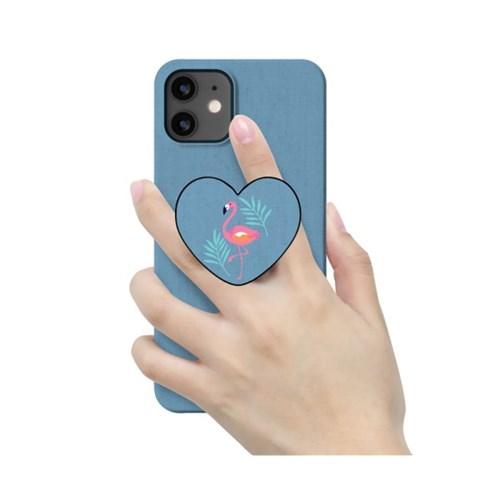 [T] 애니멀월드 하트 스마트톡 3D곡면하드케이스
