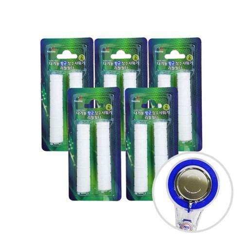 나이스데이 다기능항균필터1BOX(정수샤워기증정)