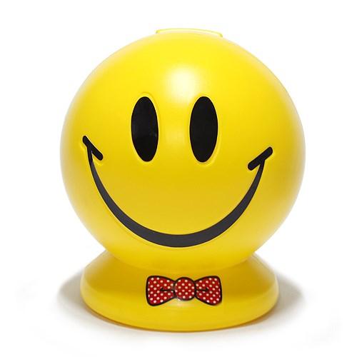 행복한 스마일 저금통(대2호)/팬시점판매용 유치원
