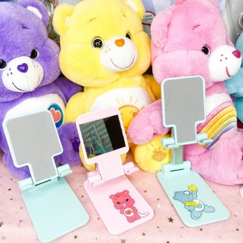 [맙소사잡화점] 핑크 민트 휴대용 스마트폰 태블릿 거치대