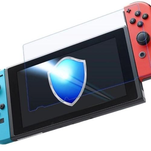 픽스엔케이스 닌텐도 스위치 시력보호 강화유리 보호필름 2매 FXA30