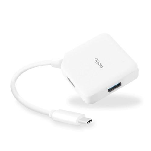 엑토 C타입 USB 3.2 Gen1 4포트 멀티허브 HUB-40