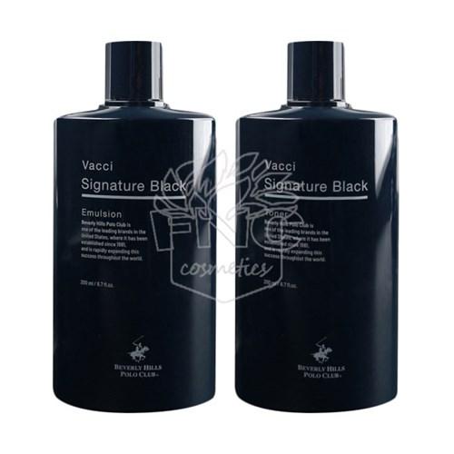 (2개)비버리힐스 폴로클럽 바찌 시그니처 블랙 에멀젼 2