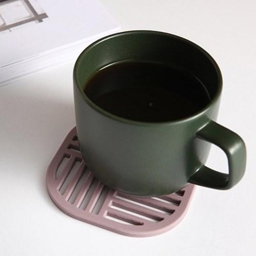 푸코 스쿼드 실리콘 컵받침 (8colors)_(2142412)