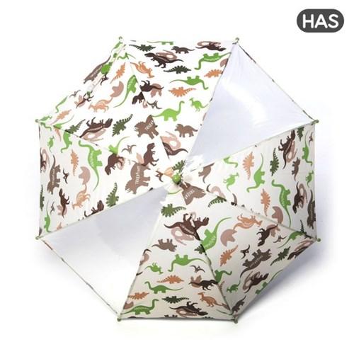 [HAS] 아동 우산 (실루엣다이노)