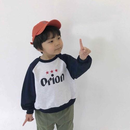 톰) 오리온 아동 맨투맨-주니어까지