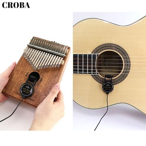 크로바 칼림바픽업 CNP-150 우쿨렐레 기타 젠더 세트