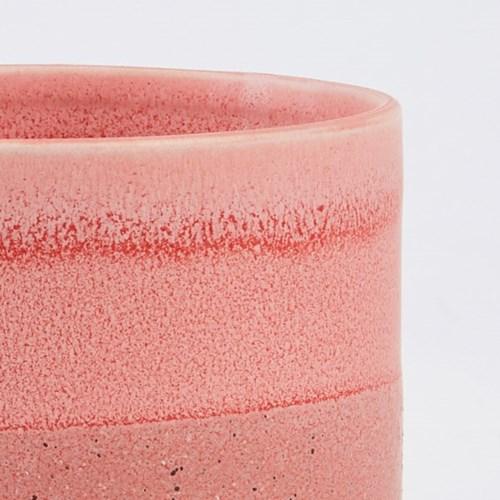 [모던하우스] 원형라운드 화분 H 10cm 핑크그레이