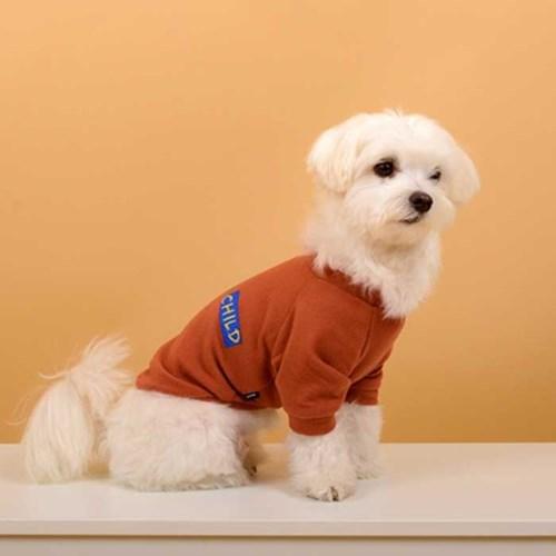 다솜 챠일드 티셔츠 맨투맨 강아지겨울옷