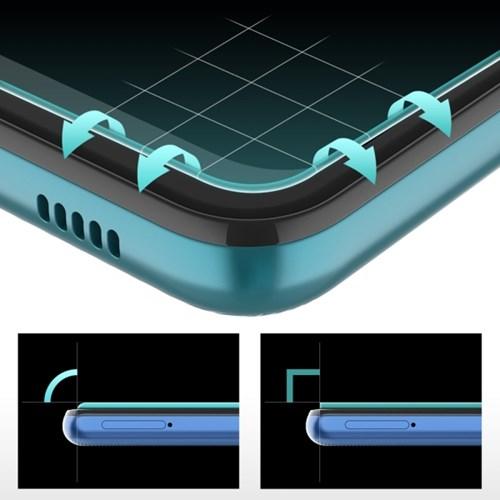 갤럭시M12 강화유리 서브 코어 액정보호필름