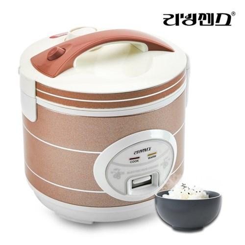 미니 전기밥솥 보온 전기밥통 5~6인용 LS-NP5045ERC
