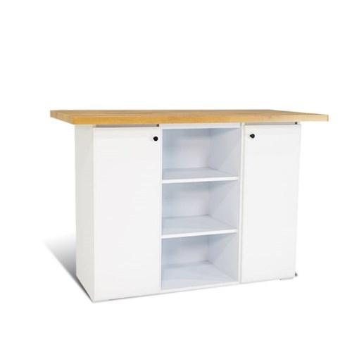 KUF 펠르 수납형 아일랜드 식탁 홈바 테이블_(2214926)