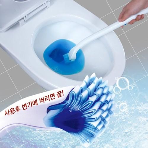VNB 고급형 변기크리너 핸들+리필36개입