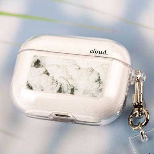 cloud 에어팟케이스&키링