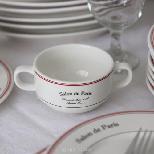 Salon de Paris - 살롱드파리 수프 볼