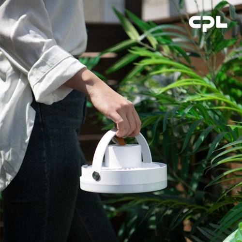 컴프라이프 CP155LF 탁상용 휴대용 무선선풍기 캠핑용 타프팬