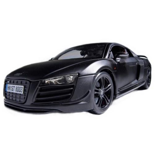 1:18 스케일 아우디 R8 GT - 무광블랙