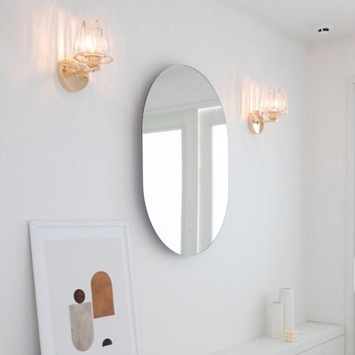 다빛 LED 타원형 거울 30W