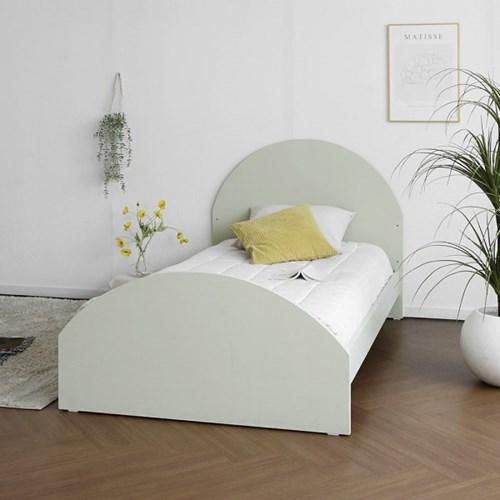 [코코소프트] F형 침대 서랍형 : 블랑그린 SK/EK/LK