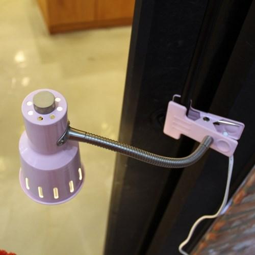 [LAMPDA]스마트스프링 집게스탠드 ver.2(핑크)